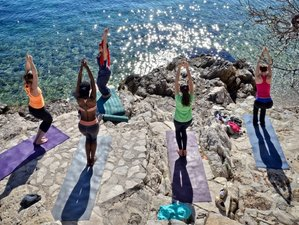 4 Days Wellness Yoga Holiday in Korcula, Croatia