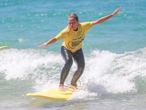The Endless Summer Offer! 8 Days Hostal Gold Surf Pack Homegrown Fuerteventura, Spain