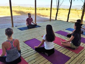 "8 Days ""Healthy Lifestyle"" Meditation and Yoga Retreat Andalucia, Spain"