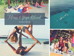 8 Day Fitness and Yoga Holiday in Nungwi Beach, Zanzibar