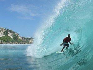 5 Days Stunning Surf Holiday in Kuta, Bali