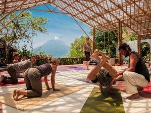 6-Daagse Wilde Vrouwelijke Dans en Yoga Retraite aan het Meer van Atitlan, Guatemala