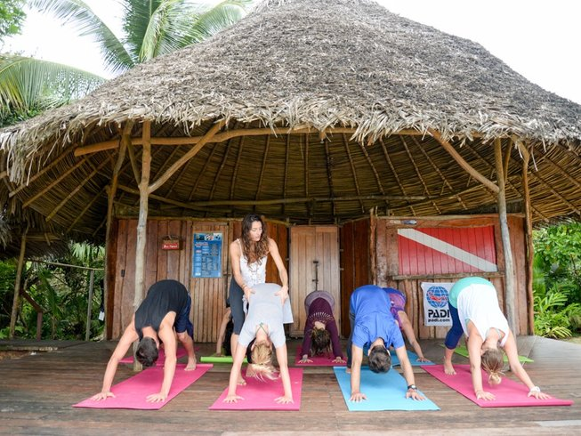 8 Tage Tropische Transformation Yoga Retreat in Juluchuca, Mexiko