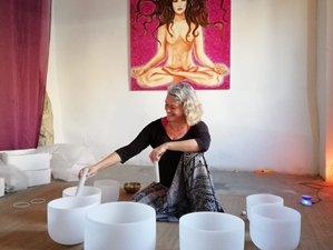 3 días de retiro de yoga, arte y cocina vegana en Playa Granada, España