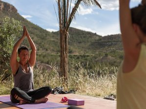 7 Day Relax and Renew Hatha, Therapy, and Restorative Yoga Retreat in Totana, Murcia