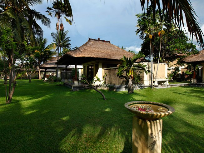 10 Tage Yoga Retreat auf Bali, Indonesien