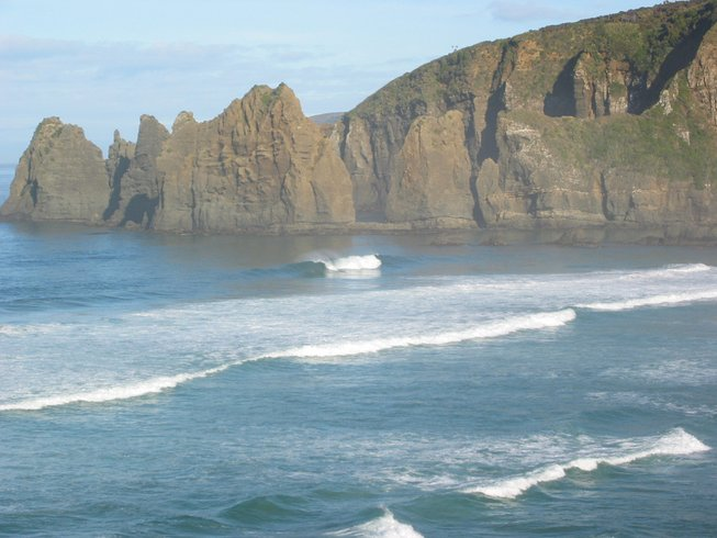 7 Days Surf Camp in New Zealand
