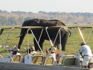 5 Days Wildlife Safari in Zimbabwe and Botswana