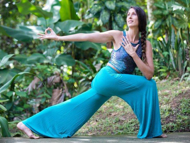 7 jours-65h en formation de professeur de yoga avec asanas et ayurveda au Costa Rica