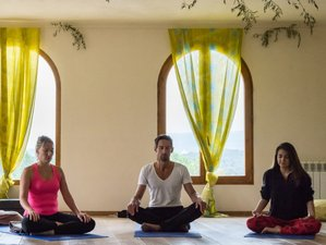 4 Days Summer Meditation and Yoga Retreat in Spain