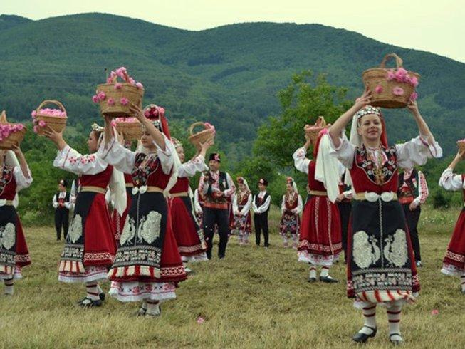 5 días de spa y retiro de yoga en Hisarya, Bulgaria