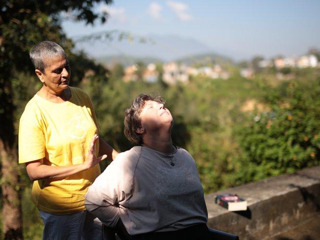 pranayama yoga retreat
