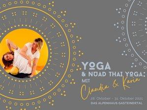 4 Tage Yoga und Nuad Thai Yoga mit Claudia und Karin, Bad Hofgastein, Land Salzburg