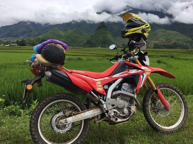 5 Days Incredible Northeast Vietnam Motorbike Tour