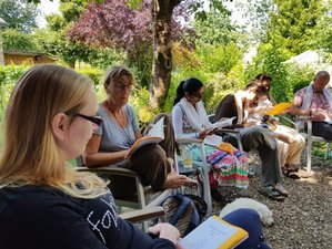 3 Day Weekend of Silence Meditation Retreat in Amonines, the Ardennes