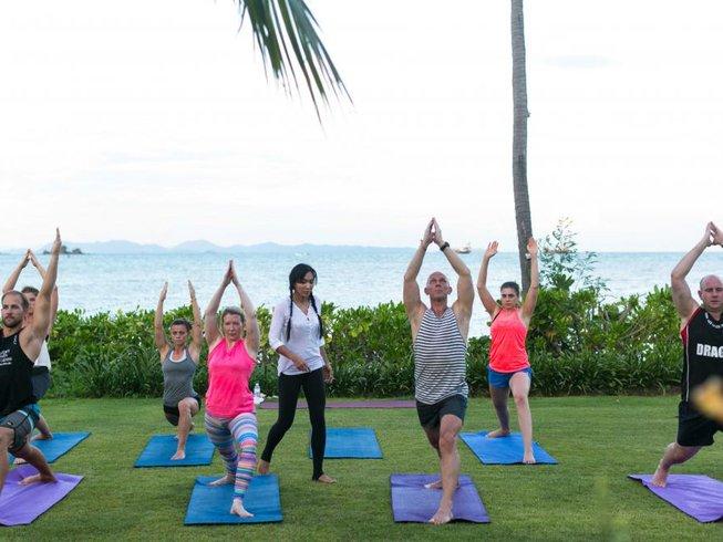 8 Days Healthy Mind & Body Thailand Yoga Retreat