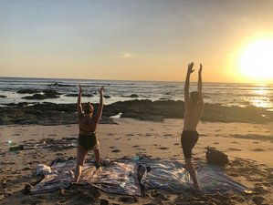 8 Days Oceanfront Reiki I Certification and Thai Yoga Massage Training in Playa Grande, Costa Rica