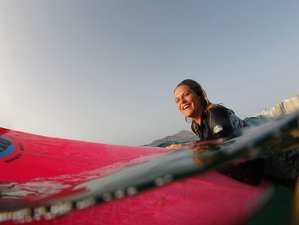 8 Days Intensive Improver Surf Camp in Gran Canaria, Spain