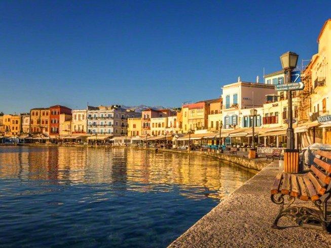 7 días retiro de yoga para cuerpo y alma en Creta, Grecia
