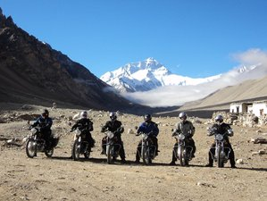 14 Days High Altitude Expedition and Motorcycle Tour in Nepal and Tibet