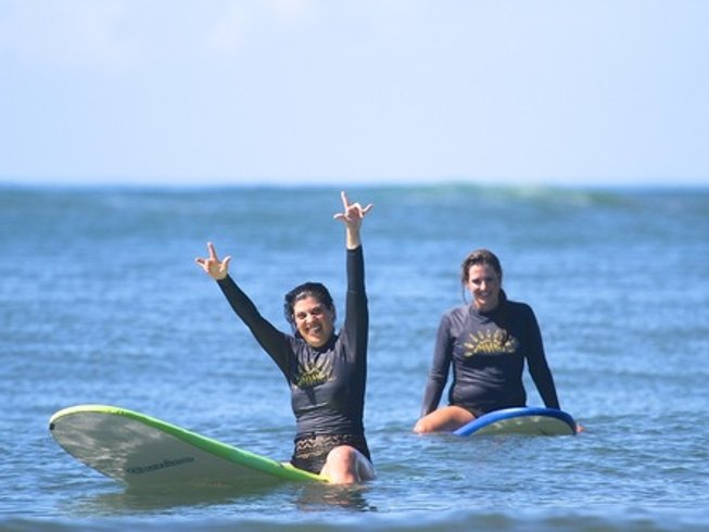 7 days Surf Spanish Qigong Yoga in Panama