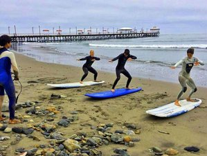 6 Day Just Surf - Surf Camp with Professionals in Huanchaco, La Libertad