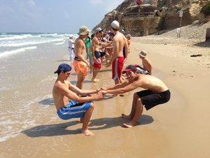4 Weeks Martial Arts Camp in Israel
