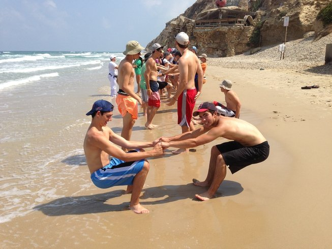 4 Weeks Martial Arts Camp in Israel