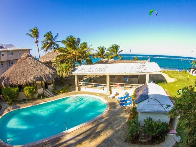 8 Tage Gruppen Fitness und Yoga Urlaub in Cabarete, Dominikanische Republik