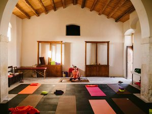 8 Days Garuda Method Yoga Retreat  in Sicily, Italy