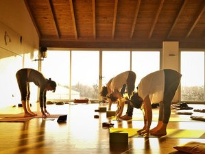 6 Day Yoga Holiday in Piedmont, Italy