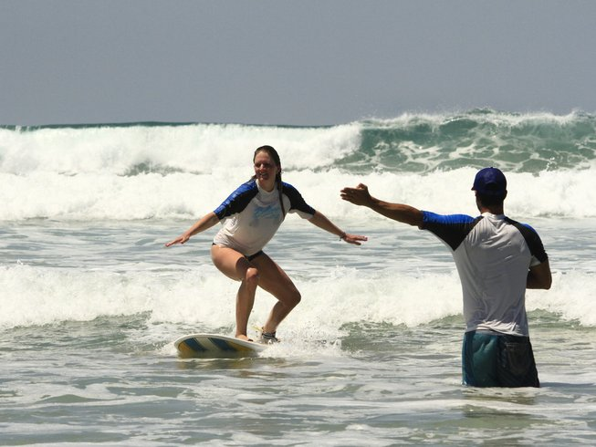7 Days Solo Traveller Surf & Yoga Vacation Package