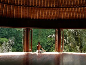 6 Day Yoga and Wellness Retreat in Ubud, Bali