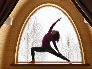 8 Days Arctic Yoga with Aurora / Northern Lights in Kirkenes, Norway