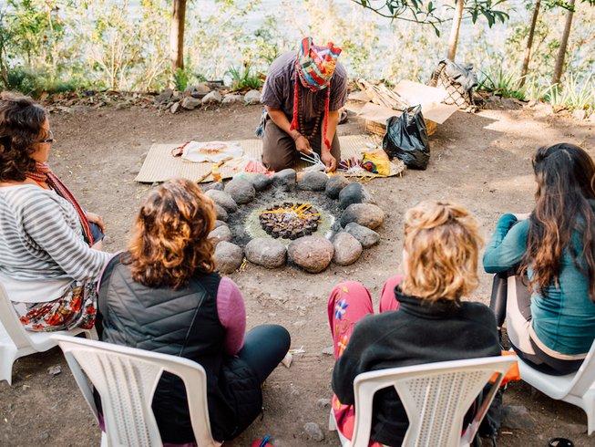 8 Days Freedom Meditation and Yoga Retreat Lake Atitlan, Guatemala