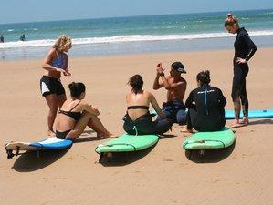 8 Day Coaching Surf Camp in Tamraght, Souss-Massa