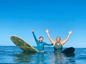 8 Day Inspiring Surf Camp in Las Palmas de Gran Canaria, Canary Islands