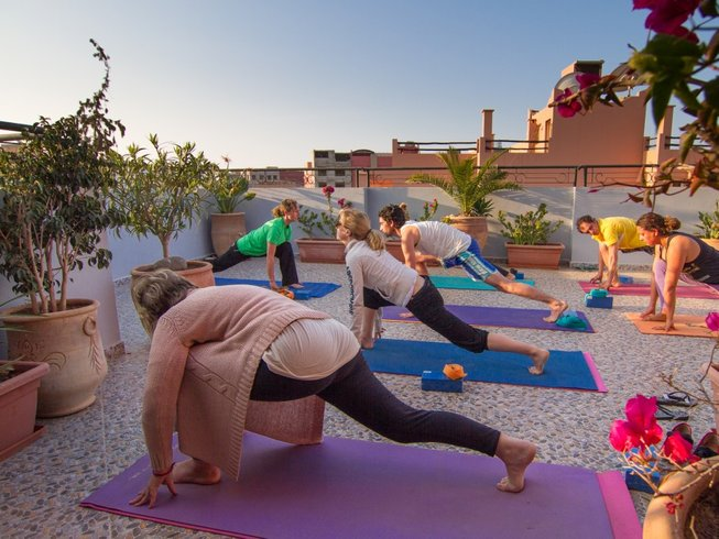 2 Days Yoga and Surf Retreat in Agadir, Morocco