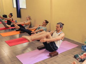 300 Hours Advance Multistyle Yoga Teacher Training in Rishikesh, India