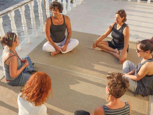 8 jours en stage de yoga et de surf incroyable à Ericeira, Portugal