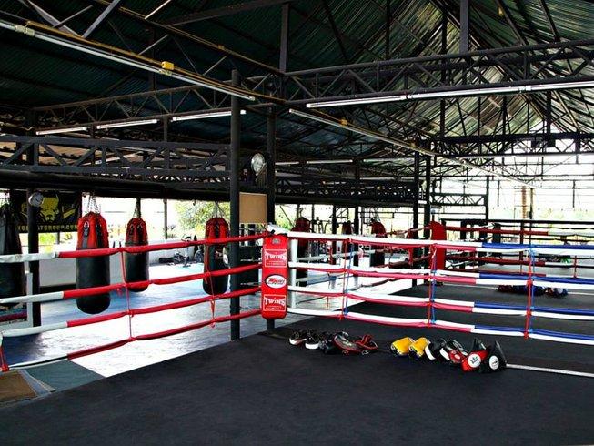 3 Months Women Muay Thai Training in Thailand