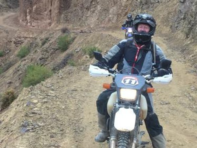 11 Day Guided Motorcycle Tour of Bolivia