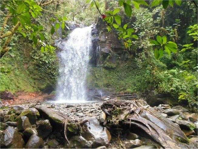 5 días aventura de fin de semana y retiro de yoga en Panamá