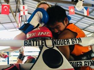 2 Days Countryside Muay Thai & Western Boxing Training in Phetchabun, Thailand