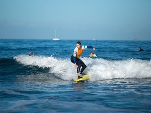 6 Day Learn to Surf and Improve Your Skills with Surf Life in Tenerife, Canary Islands