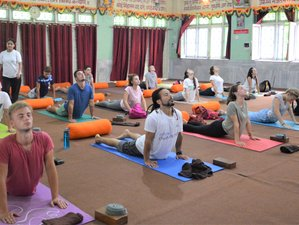 5 Days Detoxifying Meditation and Yoga Retreat in Rishikesh, India
