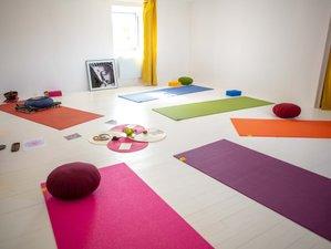 4 jours en stage de yoga d'hiver et massage pour prendre soin de vous à La Tambourinerie, Vendée