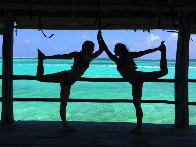 8 Days 100hr Power Yoga Teacher Training in Belize