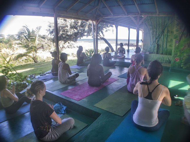 4 Days Relax and Reconnect with Nature Yoga Retreat in Jamaica