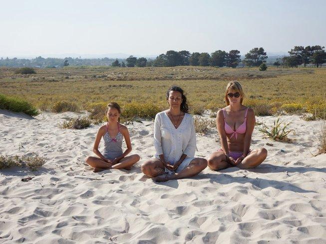 10-Daagse 100-urige Yoga Docententraining in Algarve, Portugal
